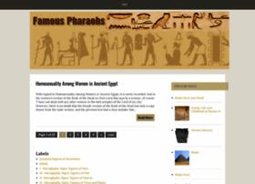 famouspharaohs.blogspot.com