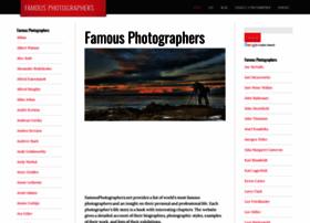 famousphotographers.net