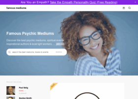 famouspsychicmediums.com