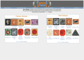 famousstamps.org