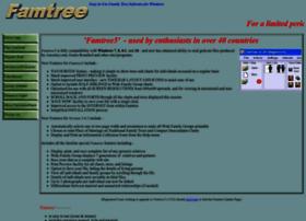 famtreesoftware.com