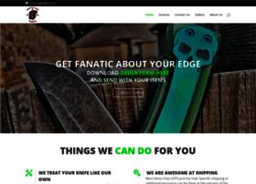 fanaticedgeknives.com