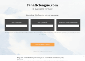 fanaticleague.com