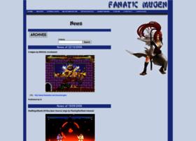 fanaticmugen.free.fr