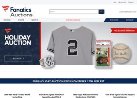 fanaticsauctions.com