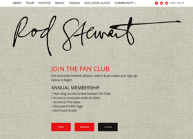 fanclub.rodstewart.com