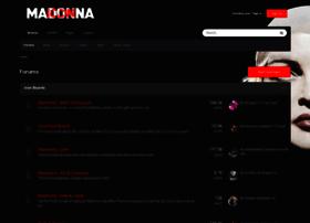 fancommunity.madonna.com