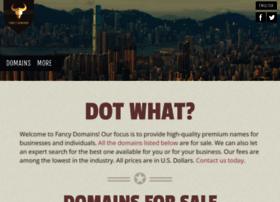 fancy.domains