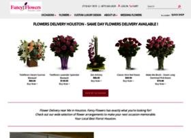 fancyflowershouston.com