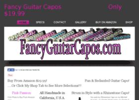 fancyguitarcapos.com