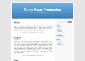 fancypantsproduction.com