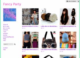 fancyparty.storenvy.com