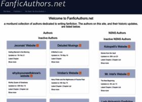 fanficauthors.net