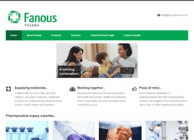 fanouspharma.com