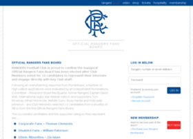 fansboard.rangers.co.uk