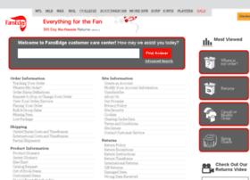 fansedge.custhelp.com