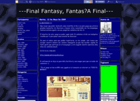 fantasiafinal.blogcindario.com