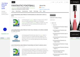 fantastic-football29.blogspot.com