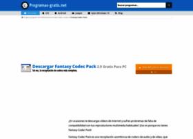fantasy-codec-pack.programas-gratis.net