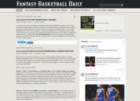 fantasybasketballdaily.com