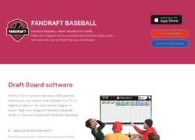 fantasydraftboard.com