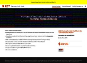fantasydrafttools.com