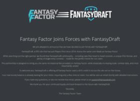 fantasyfactor.com