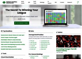 fantasyfootballcalculator.com