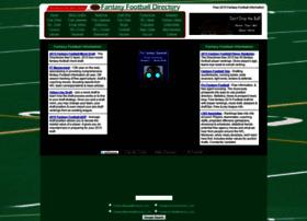 fantasyfootballdirectory.com