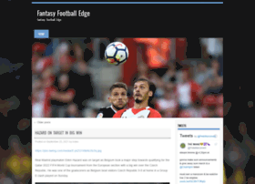 fantasyfootballedge.net