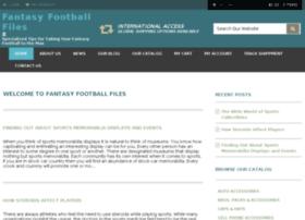 fantasyfootballfiles.com