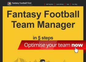 fantasyfootballfirst.co.uk