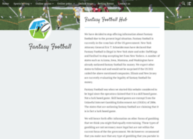 fantasyfootballhub.com