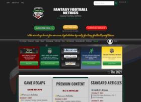 fantasyfootballmetrics.com
