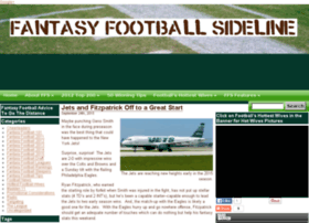 fantasyfootballsideline.com