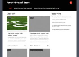 fantasyfootballtrade.com