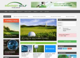 fantasygolfinsider.com