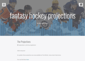 fantasyhockeyprojections.wordpress.com