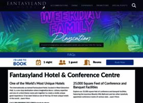 fantasylandhotel.com