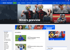fantasynews.sportsline.com