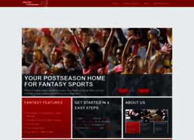 fantasypostseason.com