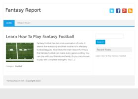 fantasyreport.net