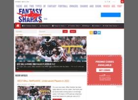 fantasysharks.com