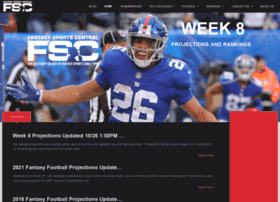 fantasysportscentral.com