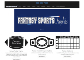 fantasysportstrophies.com