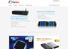 fantec.com