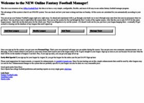 fantfootball.com