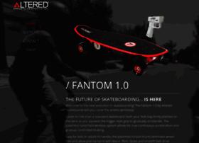fantomskateboard.com