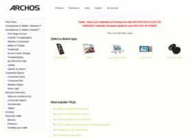 faq.archos.com