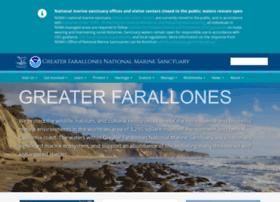 farallones.noaa.gov